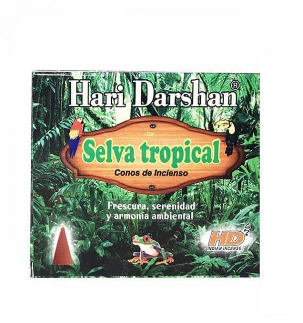 عود خوشبو کننده هوا اچ دی Selva Tropical مخروطی