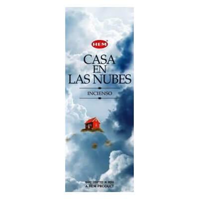 عود خوشبو کننده هوا هم CASA EN LAS NUBES پک 6 بسته ای