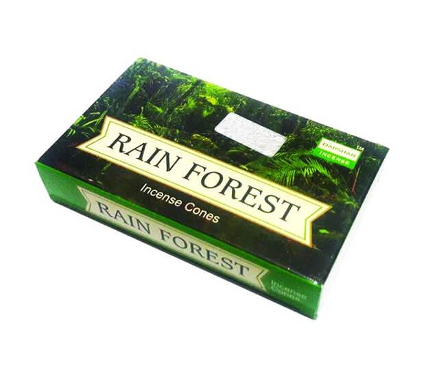 عود خوشبو کننده هوا دارشان RAIN FOREST مخروطی
