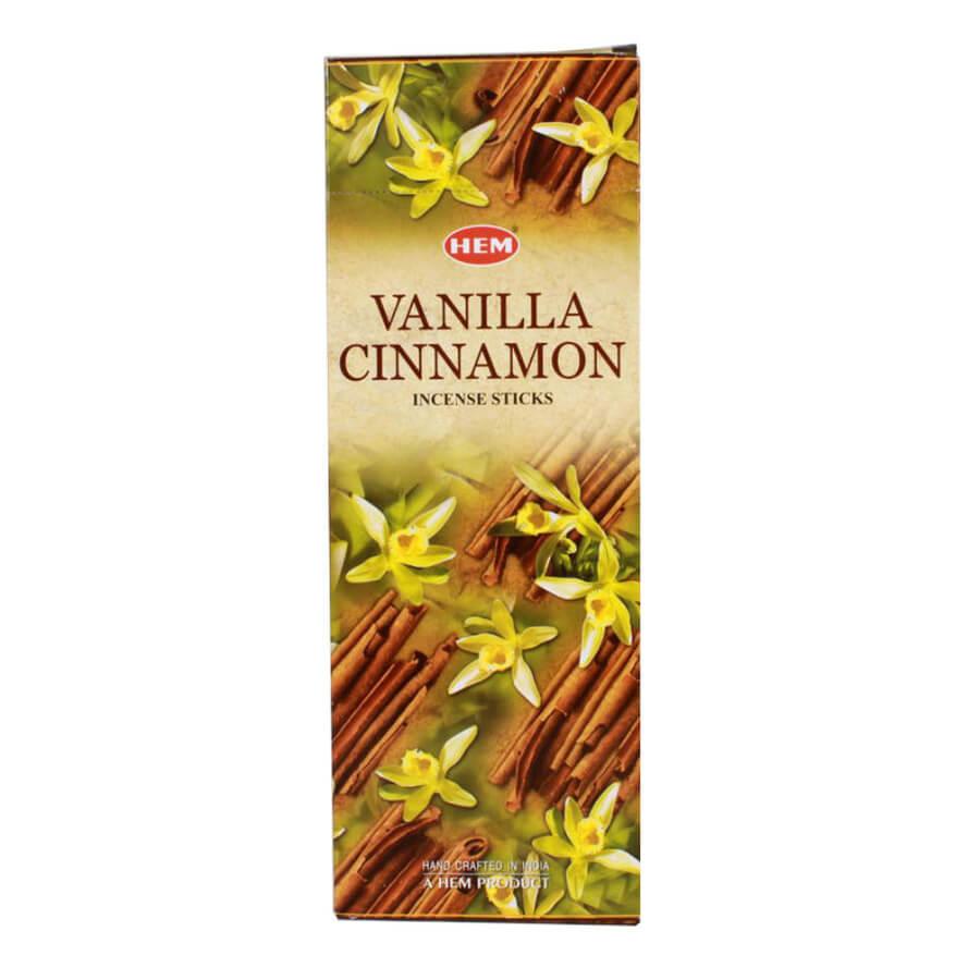 عود خوشبو کننده هوا هم Vanilla Canela پک 6 بسته ای