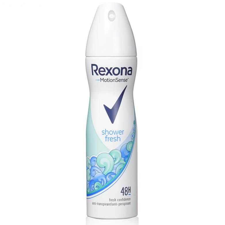 اسپری ضد تعریق زنانه رکسونا مدل shower fresh حجم 200ml