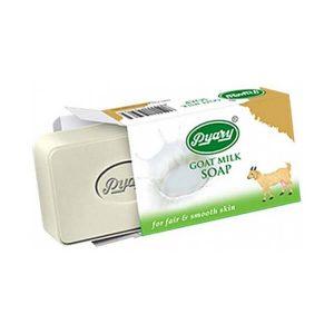 صابون شیر بز ارگانیک پیاری pyary حجم 75gr