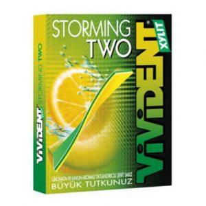 آدامس ویویدنت طعم لیمو و خربزه 12 عددی