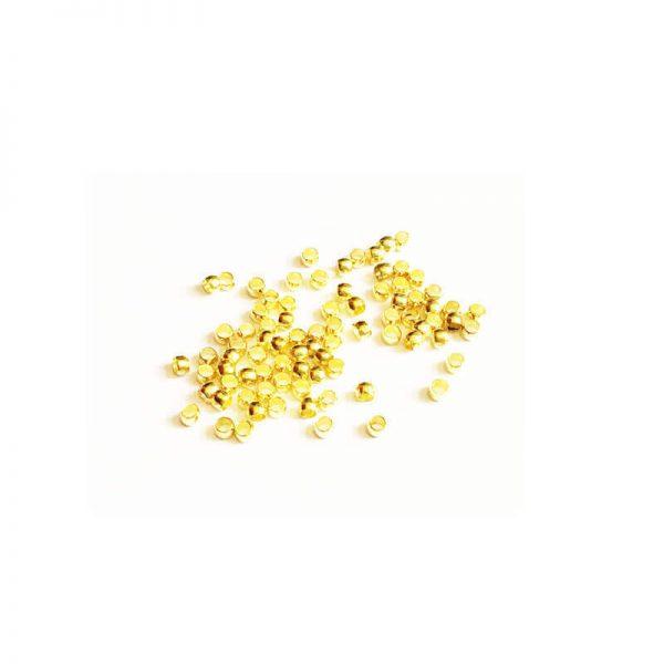استاپر طلایی بسته 200 عددی