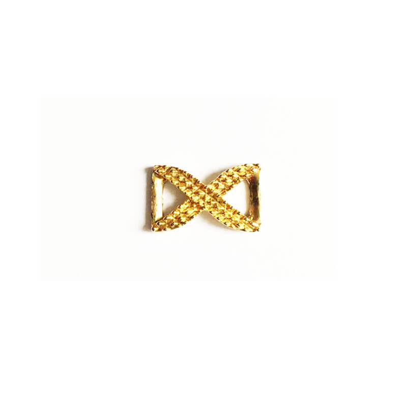 خرج کار طلایی بسته 3 عددی 15mm