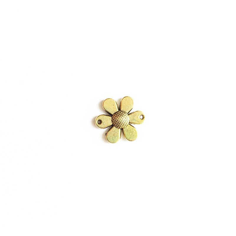 خرج کار طلایی رنگ 15mm بسته 4 عددی