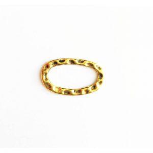 خرج کار طلایی رنگ 30mm بسته 2 عددی