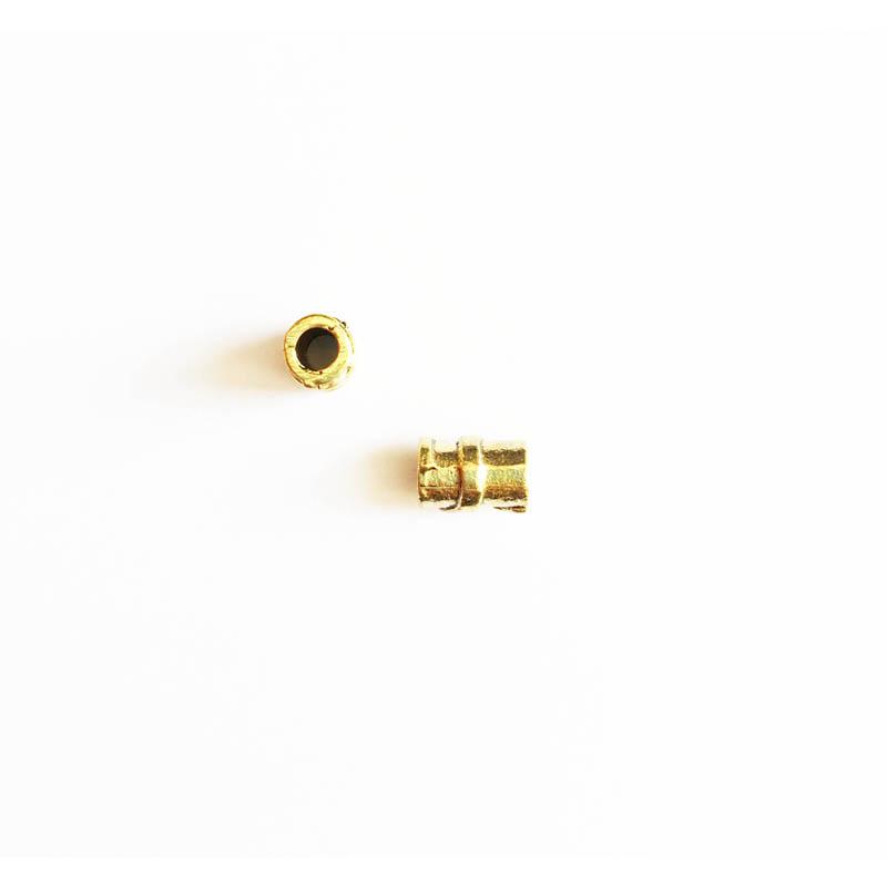 خرج کار طلایی 10mm بسته 6 عددی