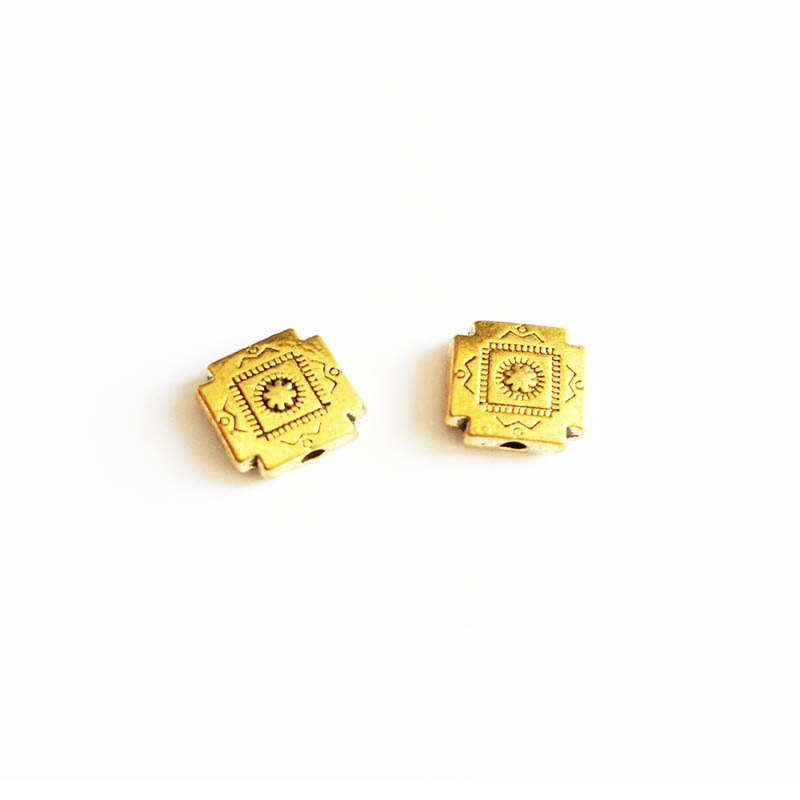 خرج کار طلایی رنگ 10mm بسته 3 عددی