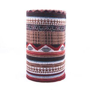 اسکارف طرح دار پشمی SW1015
