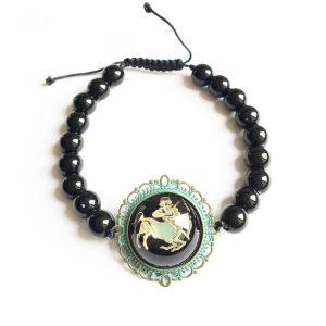 دستبند ماه تولد آذر