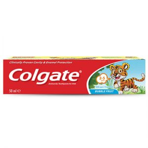 خمیر دندان کودک colgate کلگیت 2تا5 سال 65 گرم