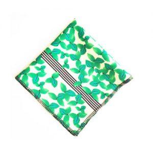دستمال جیب طرح برگ PSH1156