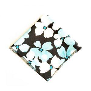 دستمال جیب طرح گل PSH1161