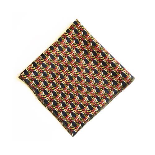 دستمال جیب طرح دار PSH1162