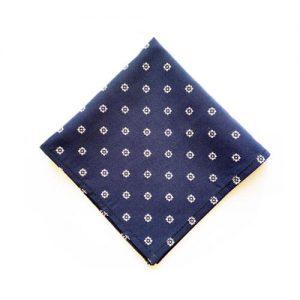دستمال جیب طرح دار PSH1163
