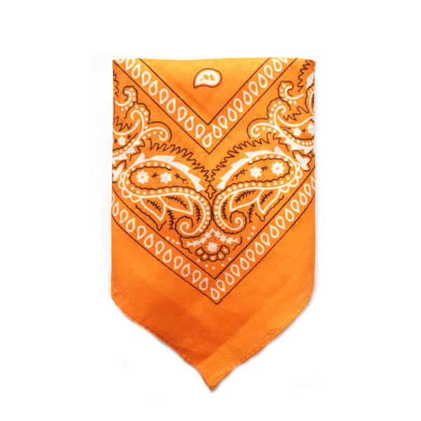 دستمال سر نارنجی BA1030