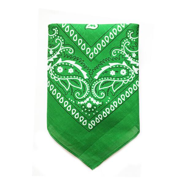 دستمال سر سبز BA1036