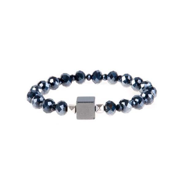 دستبند سنگی کد PM1042