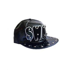 کلاه کپ مردانه طرح دار کد BC1008