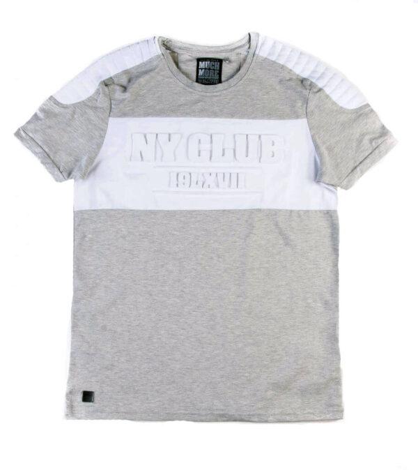 تی شرت مردانه ماچ مور MUCH MORE کد S1077