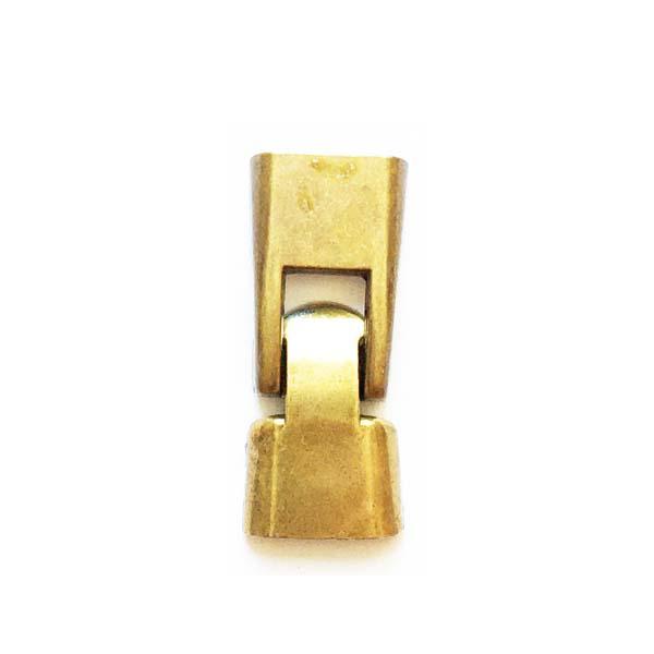 قفل زرد قلم فلزی بسته 1 عددی